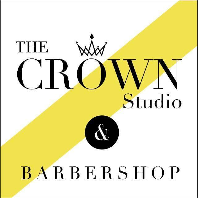 THE CROWN Studio & Barber Shop