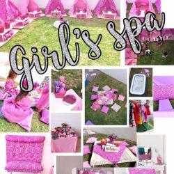 Girl's Spa