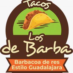 Tacos los de Barba  Barbacoa de Res